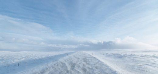 Из-за непогоды закрыли трассы в сторону Горняка, Рубцовска и Поспелихи