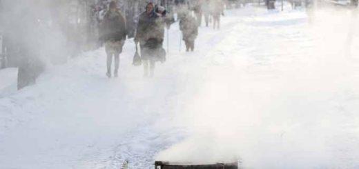 Когда ударят морозы под -30° в Новосибирске – погода 29-31 января