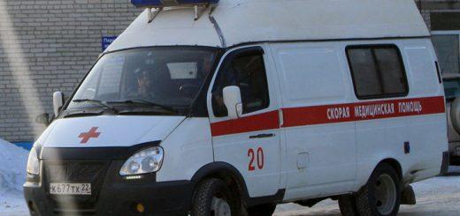 Три пассажира автобуса пострадали в ДТП с фурой на алтайской трассе
