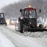 Власти Новосибирска отчитались об уборке снега в режиме ЧС