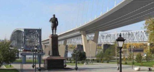 Строители четвертого моста в Новосибирске снесут 200 гаражей