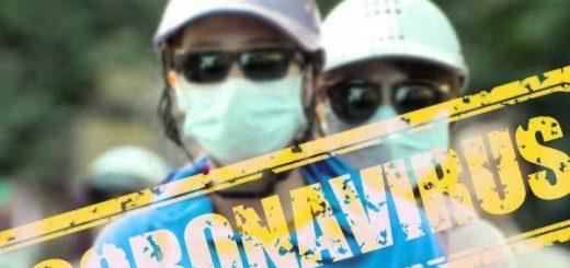 Новосибирцы оптом продают медицинские маски на Авито