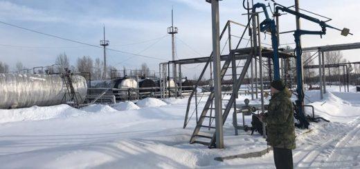 Незаконный нефтяной завод организовал житель Криводановки
