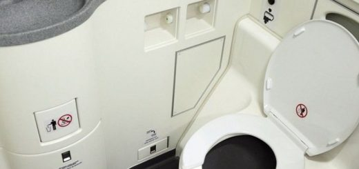 Пассажирка нашла миллион рублей в туалете самолета «Томск — Москва»