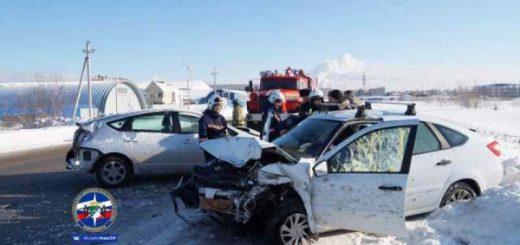 Подушки безопасности «Лады» травмировали пассажирку