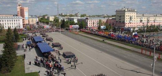 «Единая Россия» будет собирать подписи для присвоению Барнаулу звания «Города трудовой доблести»