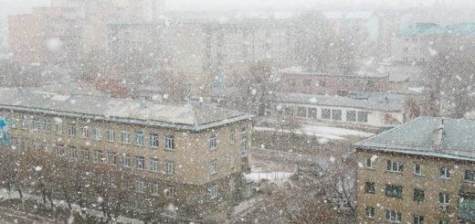 Весна добьет снегом Новосибирск - прогноз на март-2020