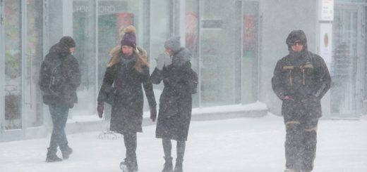 Заметет в пух и прах – погода в Новосибирске на 17-23 февраля