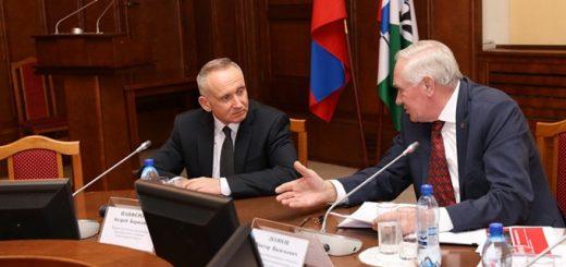 Совет ветеранов за присвоение Новосибирску звания «Город трудовой доблести»