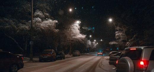 В Новосибирске водитель Mark II повредил Subaru и скрылся с места ДТП