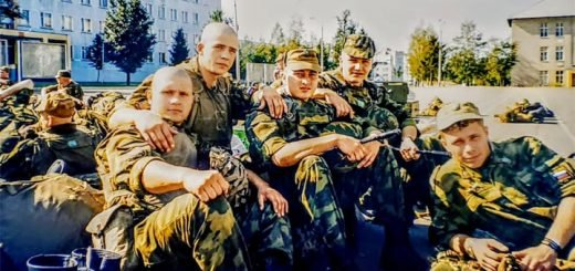 Алексей Павлинов рассказал о подвиге 6-й роте