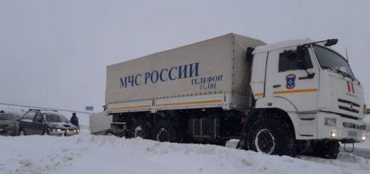 Какие трассы в Алтайском крае открыли после шторма