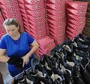 Переезжает в Москву компания «Обувь России»