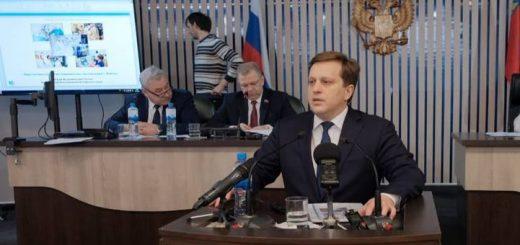 Министр здравоохранения рассказал о развитии медучреждений Бийска