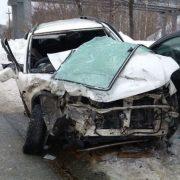 Тройное ДТП под Новосибирском: погибла женщина