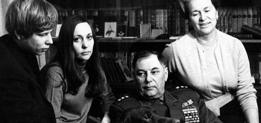 Как сегодня живет семья легендарного Александра Покрышкина