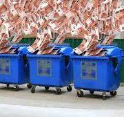 Тариф на вывоз мусора может подорожать в Новосибирской области
