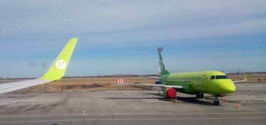 S7 полностью прекратила полеты в Китай
