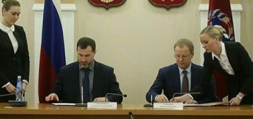 Алтайский край продлил сотрудничество с Петербургским тракторным заводом