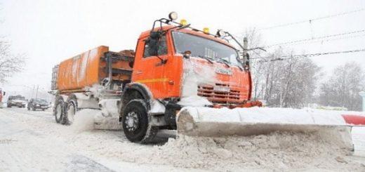 Какие улицы очистят от снега днём 22 февраля в Новосибирске