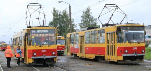 Барнаулу пообещали 25 млрд рублей на новые трамваи и троллейбусы