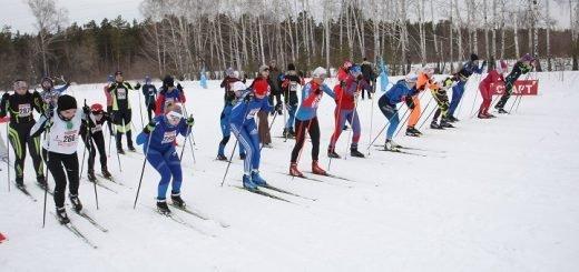 В Барнауле дан старт лыжной эстафете на призы «Алтайской правды»