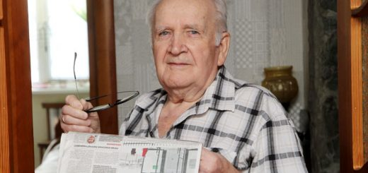 История алтайского полиграфиста Петра Короля