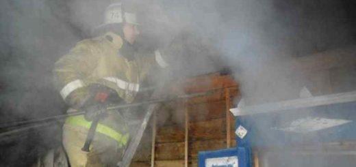 Без крыши над головой остались люди из-за пожаров под Новосибирском