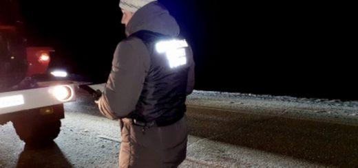 На алтайской трассе в ДТП погибли два человека