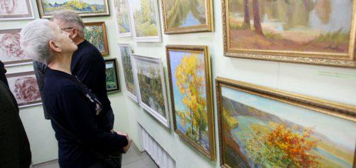Алтайской организации Союза художников России исполняется 80 лет