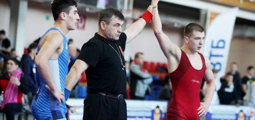 Как в Барнауле прошел борцовский турнир памяти Вячеслава Токарева