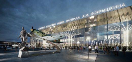 Кто построит новый терминал Толмачёво, выбирают в Новосибирске