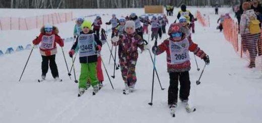 Ребенок получил травмы во время «Лыжни России» в Новосибирске