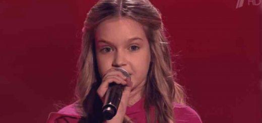 Лиза Сметанникова из Новосибирска влюбила в себя жюри «Голоса»