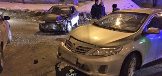 В Новосибирске пьяный сотрудник автомойки угнал машину
