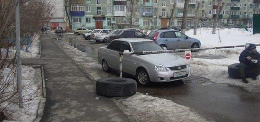 В Новосибирске снесут самодельные ограждения и павильоны