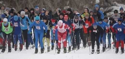 Все на старт: лыжная эстафета «Алтайской правды» собрала около тысячи участников