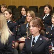 Конкурс «Леди в погонах» прошел в Новосибирске
