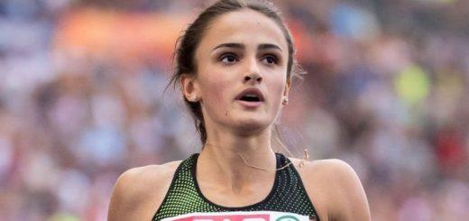 Алтайская спортсменка дважды стала лучшей в стране