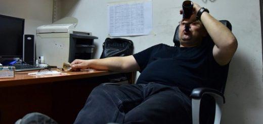 На выходных нетрезвые новосибирцы не хотели покидать питейные заведения и платить по счетам