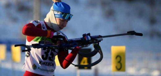 Биатлонистка из Новосибирска выиграла «серебро» на турнире в Италии