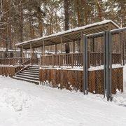 В Новосибирском зоопарке появятся смотровые площадки для оленей