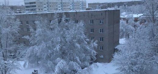 В Барнауле 10 февраля был побит рекорд по осадкам
