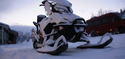 Барнаульцев бесплатно покатают на плюшках за снегоходами 15 февраля