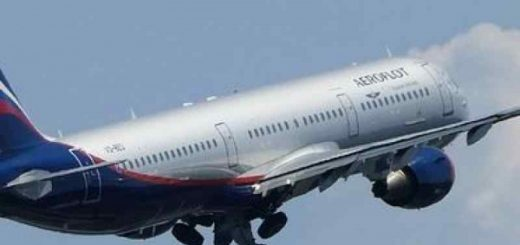 Boeing 737 «Аэрофлота» сгнил из-за неправильной перекраски