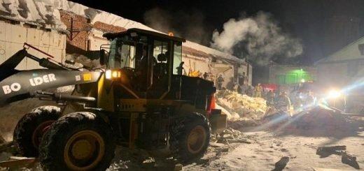 Задержан организатор вечеринки в обрушившемся кафе в Новосибирске