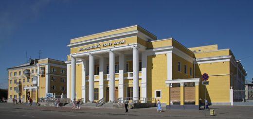В барнаульском театре стартует семейная акция «Папин день»