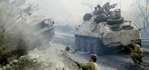 «В Афгане пахло страхом»: война глазами 18-летнего снайпера