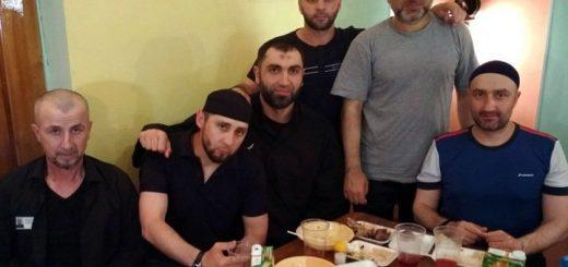 Опубликованы фото застолья с осужденным за убийство Немцова в иркутской колонии