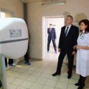 Власти Новосибирской области модернизировали госпиталь для ветеранов